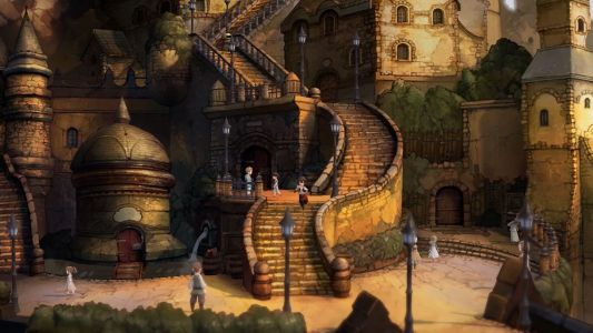 SwitchArcade Round-Up: 'Bravely Default II', 'Thunderflash', 'Dungeons & Bombs', and Today's Other New Releases and Sales