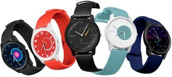 Withings updates fitness tracker lineup with Move and Move ECG analog watches
