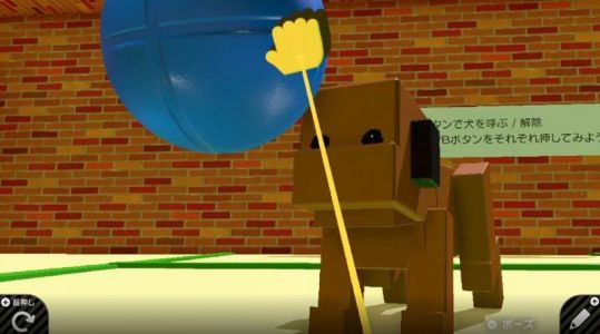 Fans are making everything from Sonic to Nintendogs in Game Builder Garage