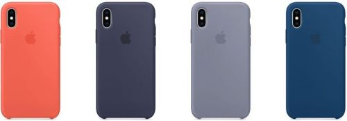 Apple Releases New Cases for iPhone XS and XS Max