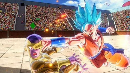 Dragon Ball Xenoverse 2 Sells over 500,000 Copies Worldwide on the Nintendo Switch