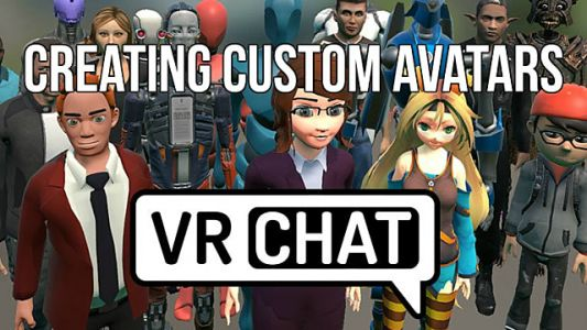 VRChat Guide: How to Create Custom Avatars