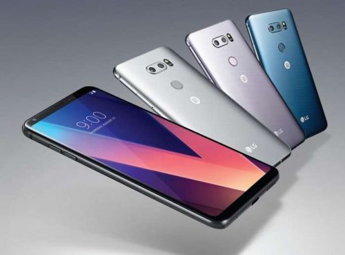 LG V30 Gets Android 8.0 Oreo Update