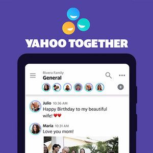 Yahoo debuts new instant messaging app - 'Yahoo Together'