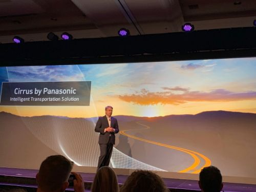 Panasonic to build smart roadways for connected cars in Utah