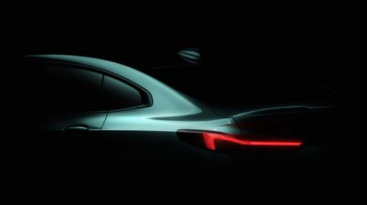 New BMW 2 Series Gran Coupe teased in new photo