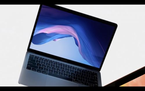 Apple Announces New MacBook Air With 13-Inch Retina Display and Touch ID