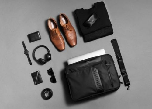Flypack a versatile travel briefcase from $98