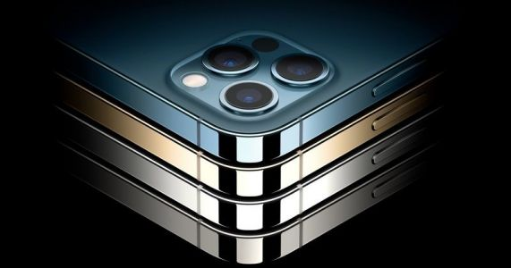 Gold iPhone 12 Pro buyers get a special fingerprint-resistant coating