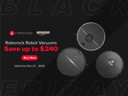 The Roborock Black Friday Sale Brings Big Discounts To The E4, S6 MaxV & More