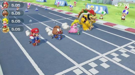 Super Mario Party brings the action to multiple Nintendo Switch systems