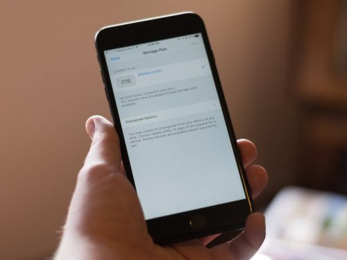 Which iCloud storage plan should you get?