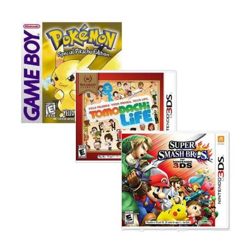 Add some new digital games to your 3DS arsenal for as little as $4 right now