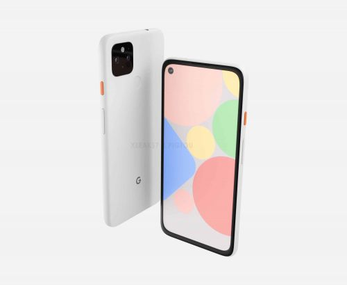 This Is The Cancelled Google Pixel 4a XL