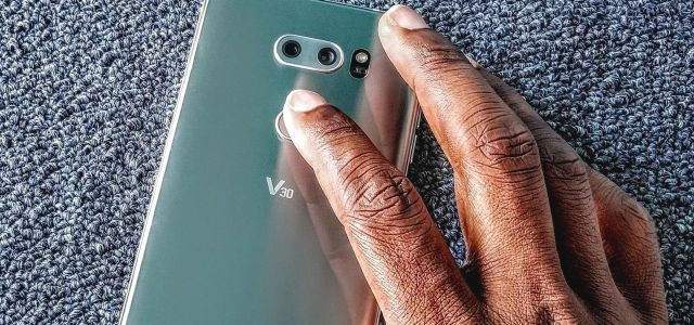 How to Improve Fingerprint Scanner Accuracy on Your LG V30