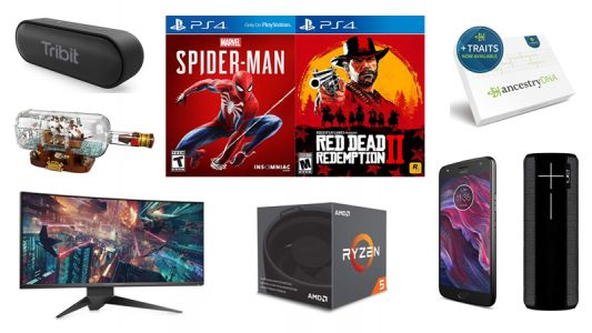 Dealmaster: Take $20 off Red Dead Redemption 2 or Marvel's Spider-Man