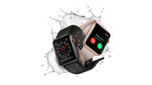Apple Watch Series 3's Cellular GPS model will be available India through Jio, Airtel