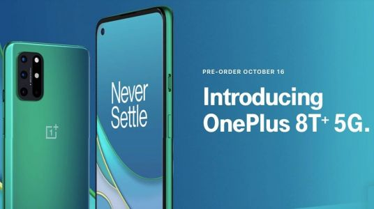 T-Mobile announces exclusive OnePlus 8T+ 5G smartphone offering
