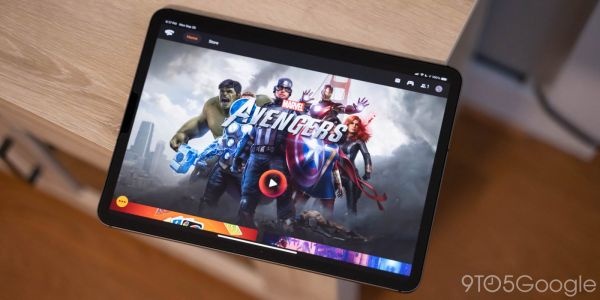 Stadia was available through a custom iOS browser before Apple killed it