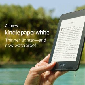 The all-new waterproof Kindle Paperwhite drops to lowest price to date at Amazon, deal ends today!