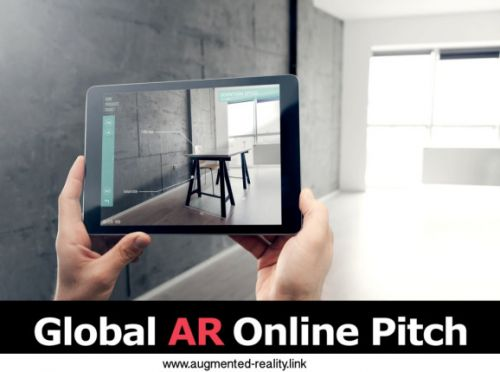 8 startups named finalists in Global AR app contest