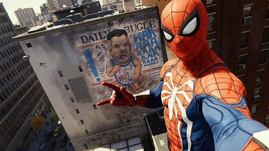 Twitter and Reddit's Most Spectacular Spider-Man Pics From Photo Mode