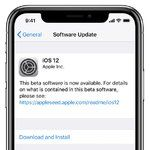 Apple Just Released Another Important Update for iOS 12