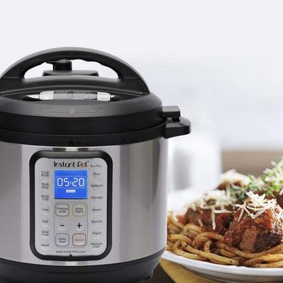 The $90 Instant Pot Duo Plus can feed a family of six nine different ways