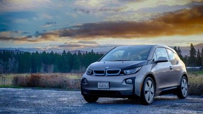 All-electric BMW iX3 teased ahead of launch