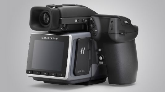 Hasselblad blows the competition away with 400MP monster