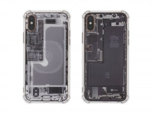 IFixit's 'See Through' iPhone Cases Are Pretty Rad