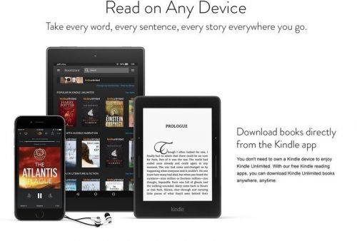 Expand your library with a Cyber Monday discount on Kindle Unlimited