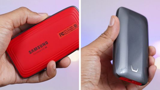 Hands-on: Samsung X5 Thunderbolt 3 Portable SSD - the new speed king