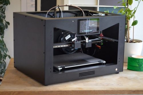 PULSAR plug-and-print 3D printer hits Kickstarter