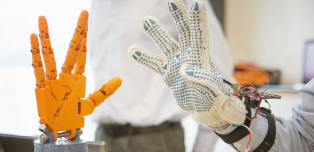 Electronic Skin 'E-Dermis' Gives Those With Prosthetics The Ability To Feel Pressure, Pain
