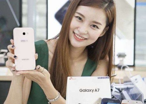 2017 Samsung Galaxy A7 Gets Android Oreo Update