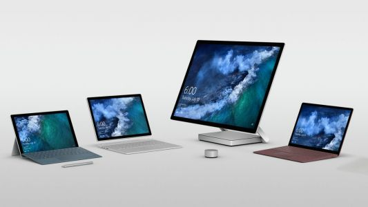 Surface Pro 2017 deal and Surface Laptop 2017 deal are both up to $360 off