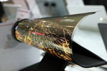 LG shows off flexible and rollable displays at the SID 2020