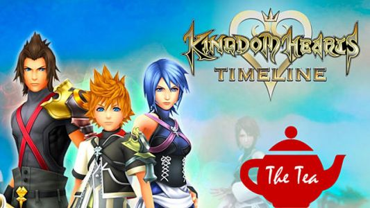 The Tea: This Kingdom Hearts Project Turns a Let's Play Into Art