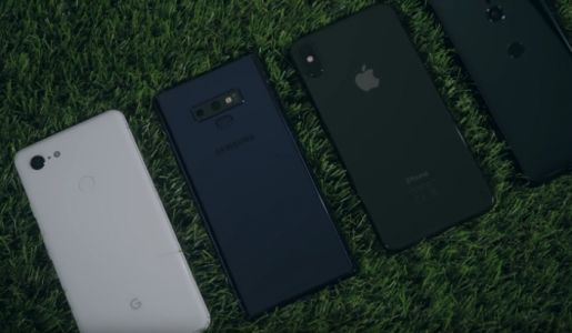 Smartphone battery tests: Pixel 3 XL vs Samsung Note 9 vs iPhone XS Max
