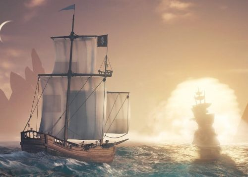 Free Sea of Thieves Cursed Sails DLC Arrives July 31st
