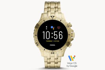 Fossil Gen 5 Garret powered by Wear OS is heavily discounted on Amazon