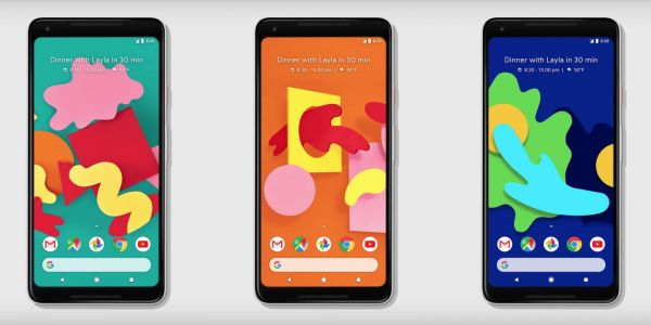 Download the 'Come and play' wallpapers Google created for the Pixel 2