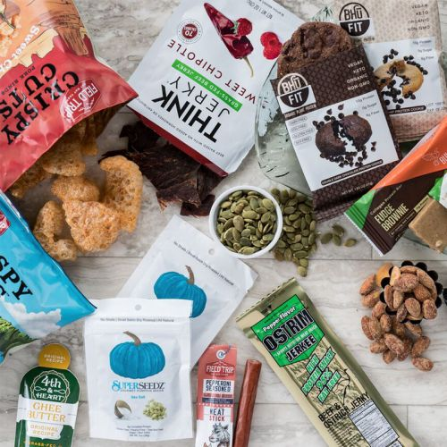 Dive into Amazon's yummy Subscription & Discovery Boxes with up to 70% off