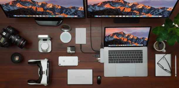 9to5Rewards: Win HyperDrive USB-C hubs for MacBook/Pro + 20% off deal