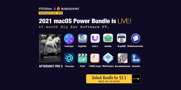 9to5Mac BundleHunt sale features over 45 top Mac apps from $1