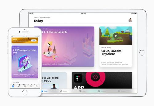 Apple Could Add a Today Tab to iBooks in iOS 12