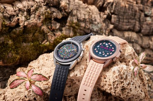 Samsung & Tous Launch A Special Edition Galaxy Watch 3
