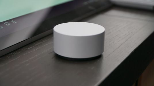 Surface Dial could be turned up a notch by adding a touch sensor