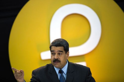 Venezuela says its cryptocurrency raised $735 million-but it's a farce